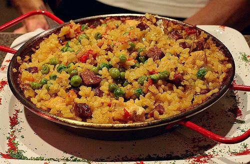 Paella – lahodná letní večeře