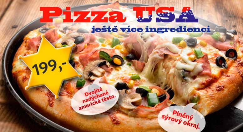 Nejlepší pizza Fortys